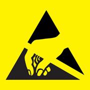 ESD Susceptibility Symbol